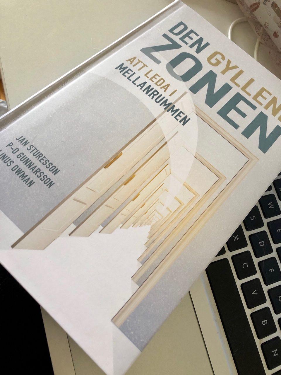 En ledarskapsbok: Den gyllene zonen att leda i mellanrummet