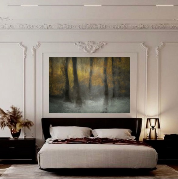 Tavla - Autumn Shadows från canvasbutik.se