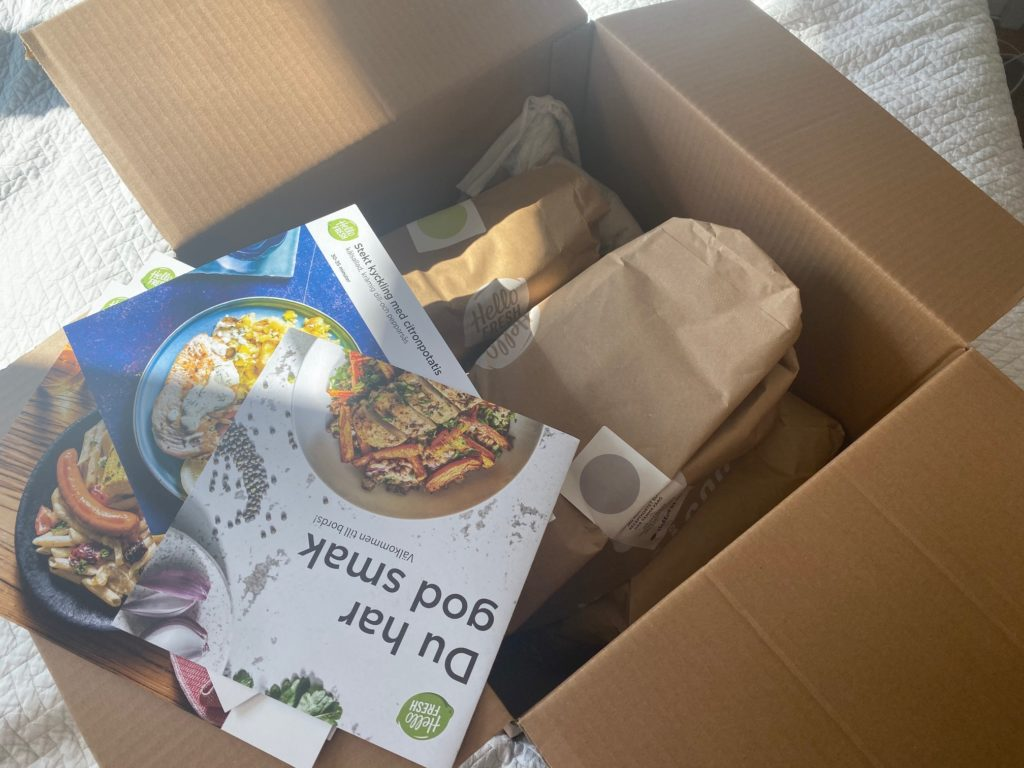 hellofresh recension